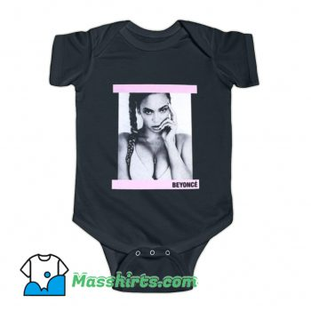 Beyonce Touch Baby Onesie