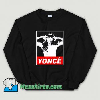 Original Beyonce Yonce Obey Sweatshirt