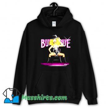 Burlesque Christina Aguilera Hoodie Streetwear