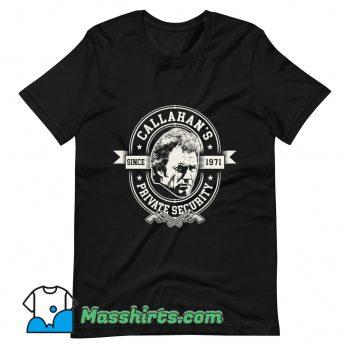 Callahan's Private Security T Shirt Design
