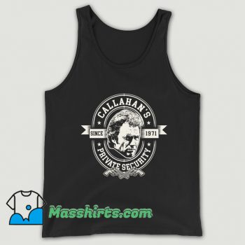 Vintage Callahan's Private Security Tank Top
