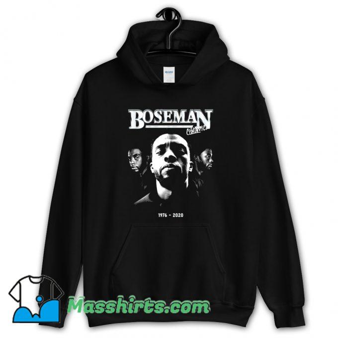 Chadwick Boseman 1976 - 2020 Hoodie Streetwear