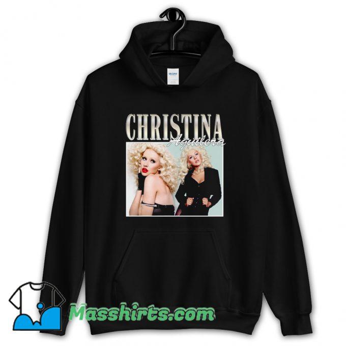 Christina Aguilera Famous Style Hoodie Streetwear