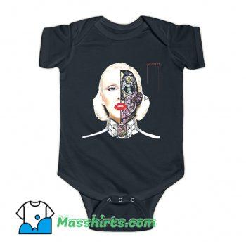 Christina Aguilera High Bionic Baby Onesie
