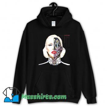 Funny Christina Aguilera High Bionic Hoodie Streetwear