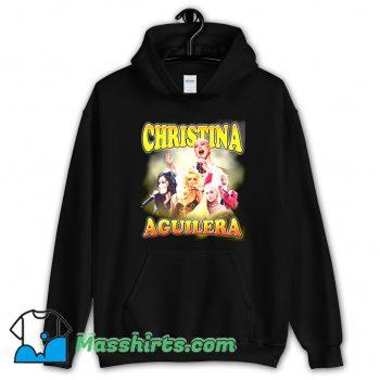 Christina Aguilera Performance Music Hoodie Streetwear