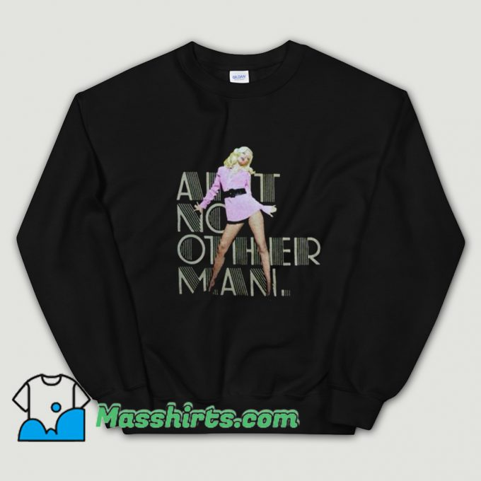 Cool Christina Aguilera Pink Dress Sweatshirt