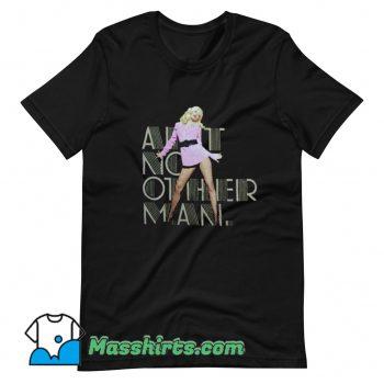 Christina Aguilera Pink Dress T Shirt Design