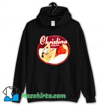 Christina Aguilera Pop Dance Hoodie Streetwear
