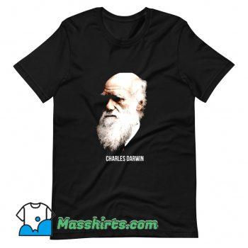 Chuck D Charles Darwin Rapper T Shirt Design