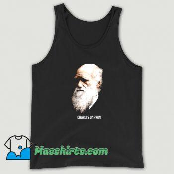 Awesome Chuck D Charles Darwin Tank Top
