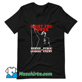 Chuck D Fight The Power T Shirt Design