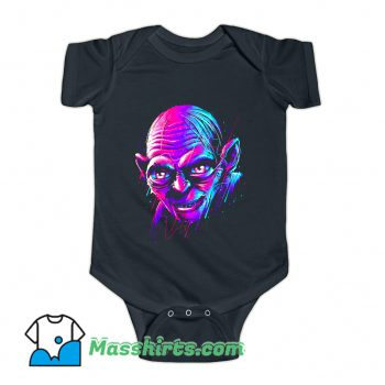 Colorful Creature Baby Onesie