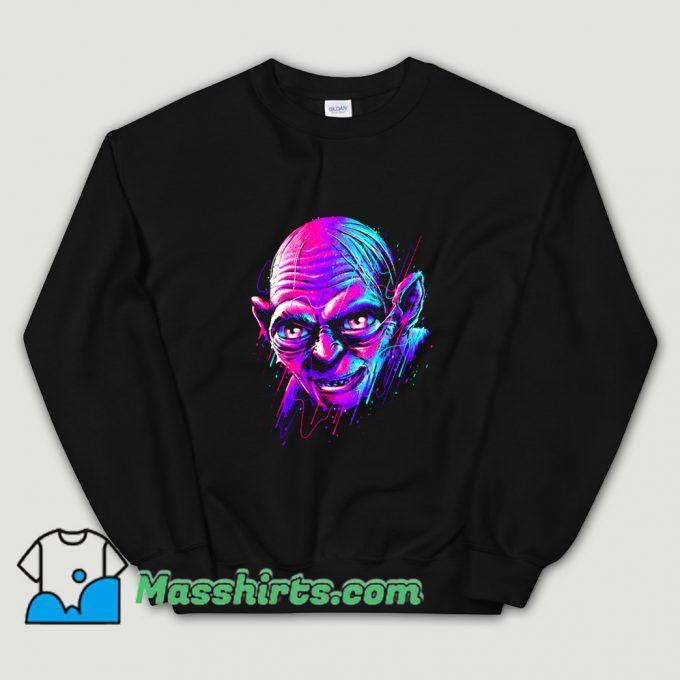 Original Colorful Creature Sweatshirt