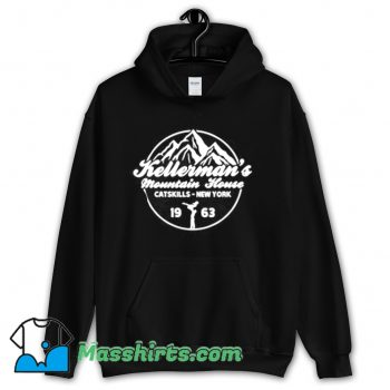 Dancing Movies Mountain Hoodie Streetwear