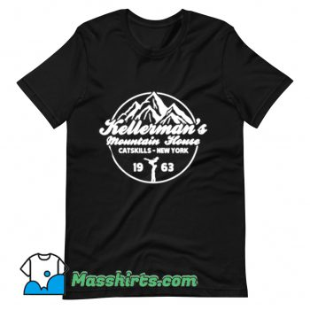 Dancing Movies Mountain T Shirt Design
