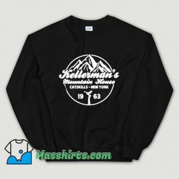 Dancing Movies Mountain Sweatshirt