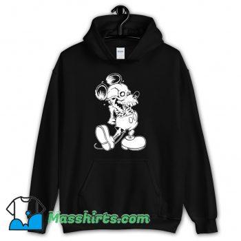 Vintage Dead Mickey Mouse Hoodie Streetwear