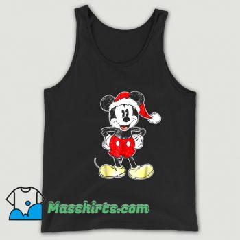 Original Disney Mickey Mouse Christmas Tank Top