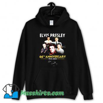 Elvis Presley 66th Anniversary Hoodie Streetwear
