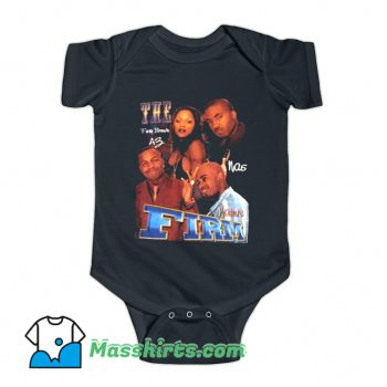 Foxy Brown The Firm Nas Az Natur Baby Onesie