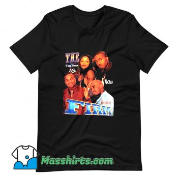 Cheap Foxy Brown The Firm Nas Az Natur T Shirt Design