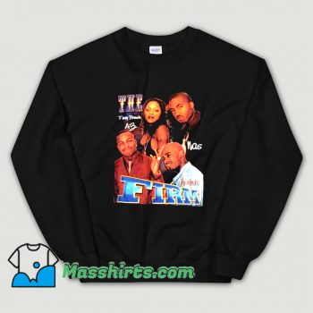 Foxy Brown The Firm Nas Az Natur Sweatshirt