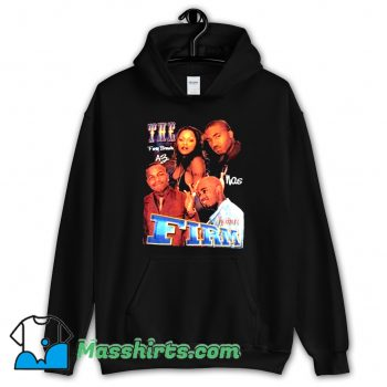 Foxy Brown The Firm Nas Az Natur Hoodie Streetwear