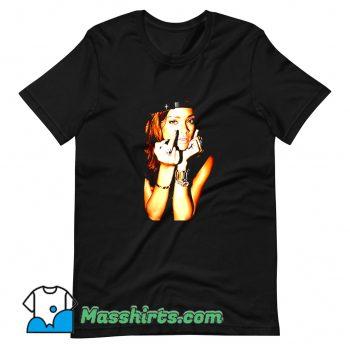 Fuck Rihanna Smoking Sexy T Shirt Design