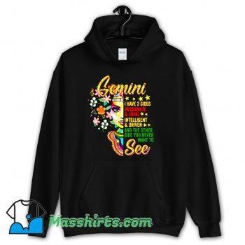 Gemini Birthday MayJune Hoodie Streetwear