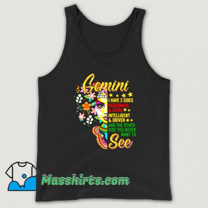 Gemini Birthday MayJune Tank Top