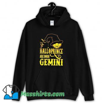 Halloprince Are Born Gemini Hoodie Streetwear