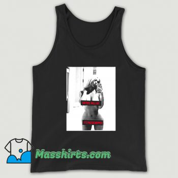 Hatters Willsay Its Photo Kylie Jenner Tank Top