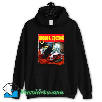 Cheap Horror Fiction Movies Hoodie Streetwear