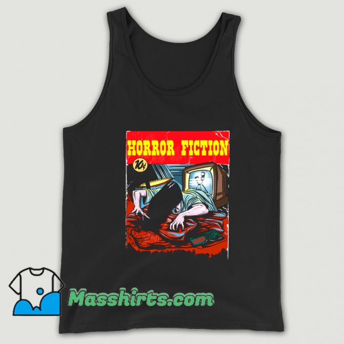 Awesome Horror Fiction Movies Tank Top