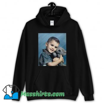 Justin Bieber Hug Bear Hoodie Streetwear On Sale