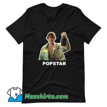 Cheap Justin Bieber Popstar T Shirt Design