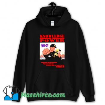 Knowledge Of Power You Chuck D Hoodie Streetwear