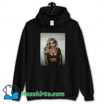 Kylie Jenner Blonde Gift Birthday Hoodie Streetwear