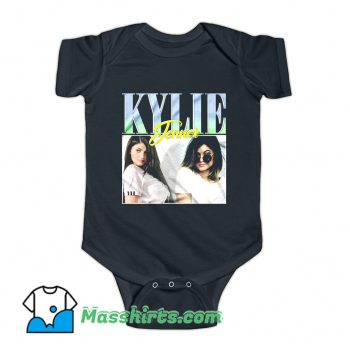 Kylie Jenner Rap Hip Hop Baby Onesie