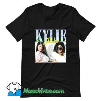 Vintage Kylie Jenner Rap Hip Hop T Shirt Design