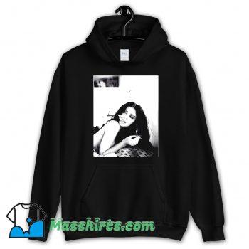 Rap Kylie Jenner Smoking Hoodie Streetwear