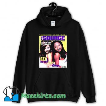 Lil Kim and Foxy Sex Hip Hop Hoodie Streetwear On Sale