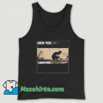 Awesome Linkin Park Meteora Tank Top