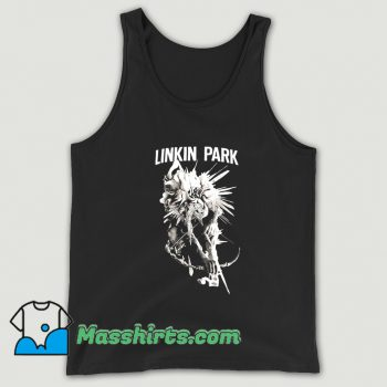 Linkin Park Noir Dark Flower Tank Top