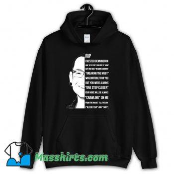 Classic Linkin Park Rip Chester Bennington Hoodie Streetwear