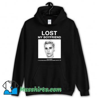 Lost My Boyfriend Justin Bieber Hoodie Streetwear