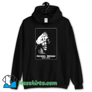 Michael JordanTupac Magic Hand Hoodie Streetwear