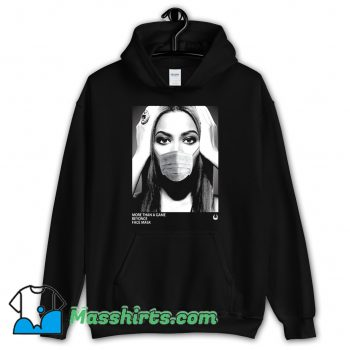 More Than A Game Beyonce Face Mask Hoodie Streetwear
