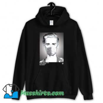 More Than A Game Justin Bieber Face Mask Hoodie Streetwear